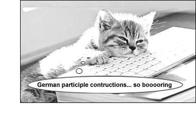 german-participle-construct